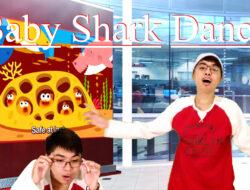 Demam Baby Shark Challenge