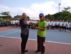 LDII Bantul Gelar Pertandingan Tenis Lapangan Tingkat Nasional