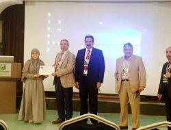 Dosen Muda FK UMI dr. Hasta Raih Predikat Best Paper IcBMS 2019 di Istanbul Turki
