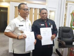 Komitmen Dorong Perbaikan Yanlik, Pemda Mamuju Perpanjang MoU dengan Ombudsman RI