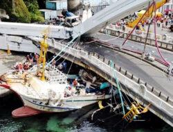 Kemlu: 7 WNI Jadi Korban Pasca Jembatan Ambruk di Taiwan