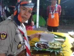 Kontingen Sulsel Perkenalkan Makanan Kapurung di Silbinas 2019 Sako SPN