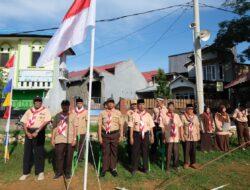 Latih 6 Tabiat Luhur, Sako Sekawan Persada Nusantara Ranting Biringkanaya Berkemah Pramuka
