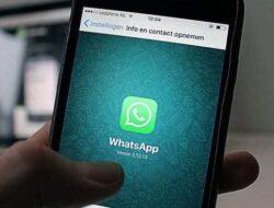 Segera Cek OS Ponsel Anda! Android dan iOS Tak Bisa Lagi Pakai WhatsApp Tahun 2020