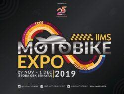 Indonesia Internasional Motor Show (IIMS) MotoBike Expo 2019