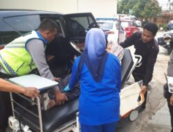 Kisah Ibu Hamil Terjebak One Way di Puncak Bogor Ditolong Polisi