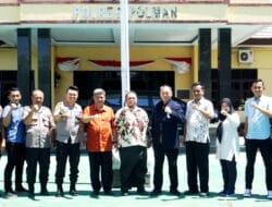 Kepala Ombudsman Sulbar dan Tim Puslitbang, Laksanakan Silaturahmi