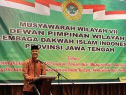 VIDEO: DPW LDII Jawa Tengah Gelar Muswil VII