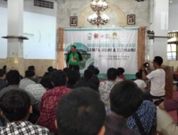 Ajak Generasi Muda Tanggap Bencana, BPBD Kota Denpasar Gelar Sosialisasi dan Simulasi