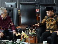 VIDEO: LDII Sampaikan Aspirasi ke Wakil Ketua MPR RI