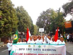 VIDEO: Parade Bandung Rumah Bersama, 500 Santri LDII Kota Bandung Ikut Berpartisipasi