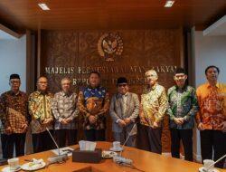 Diskusi LDII dengan Ketua MPR, Bamsoet: Yang Terpenting Bekerja untuk Kemaslahatan Umat