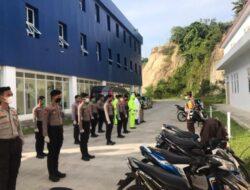 Cegah Pasien Covid-19 Kabur, Polda Sulbar Perketat Penjagaan di RS Regional Sulbar