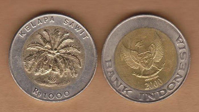 Koin kelapa sawit