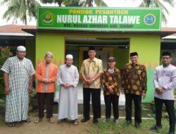 Pengurus LDII Sulsel Berkunjung ke Ponpes Binaan Ketua MUI Sidrap
