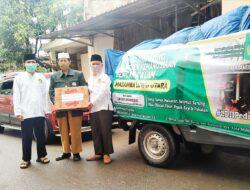 Salurkan Bantuan Kemanusiaan, LDII Sulsel Peduli Korban Banjir Bandang Masamba