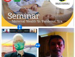 """RSIA St Khadijah Gelar Seminar Kesehatan """"Maternal Health In Pandemic Era"""""""