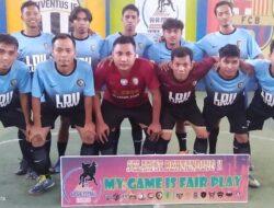 Liga Futsal Polres Vol 2, Tim LDII Luwu Menang dengan Skor 6-2