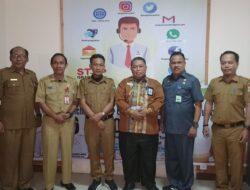 Ratas dengan DPM-PTSP se Sulbar, Ombudsman Siap Bangun Sinergi