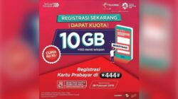 Kuota 10 GB
