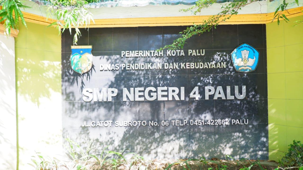 SMPN 4 Palu