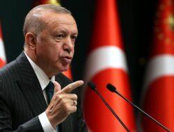 Erdogan Serukan Rakyat Turki Boikot Produk Prancis