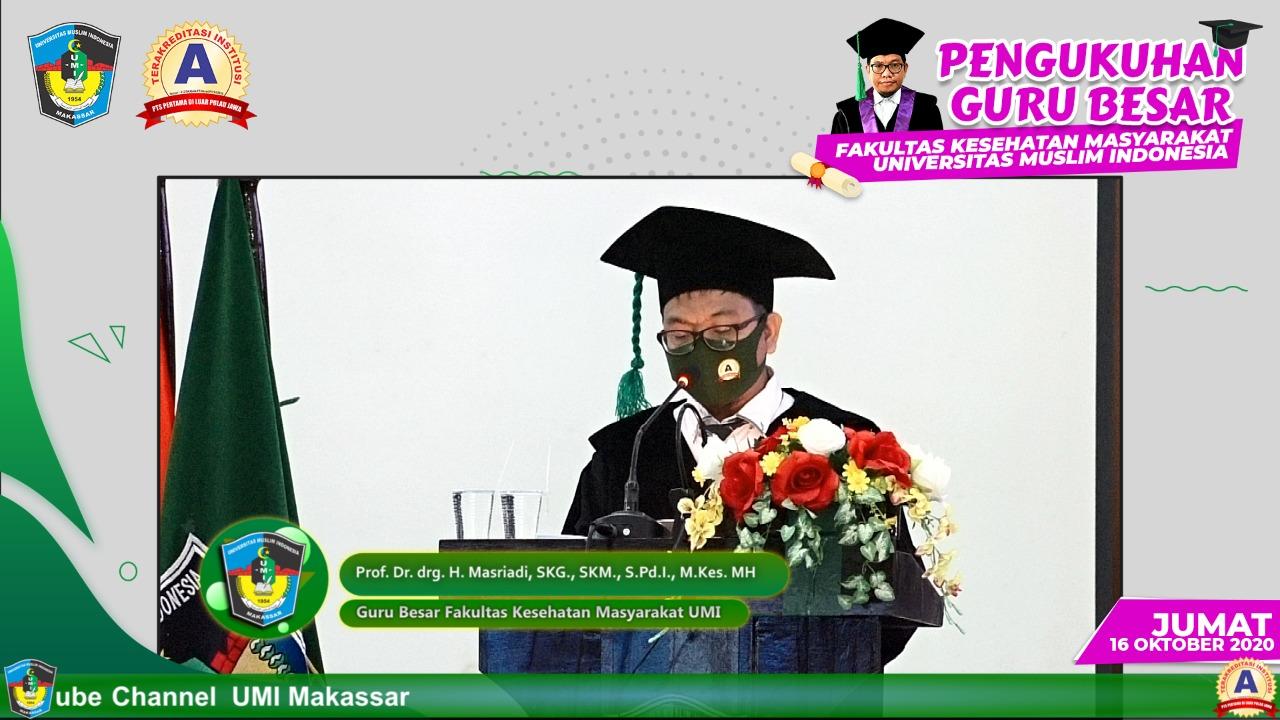 Prof Masriadi