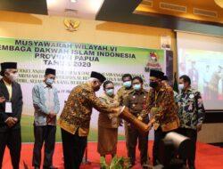 Muswil VI, Staf Ahli Gubernur Apresiasi Kontribusi LDII dalam Membangun Papua