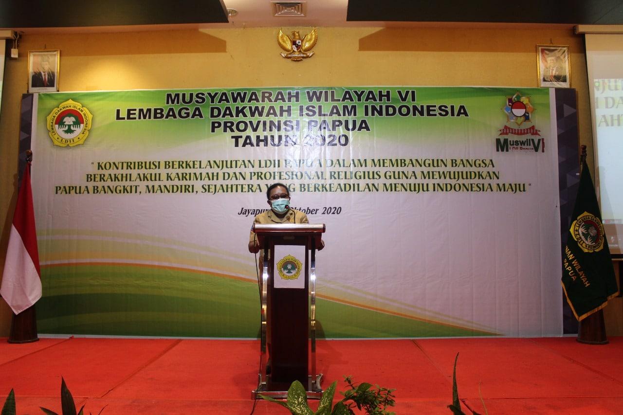 Muswil VI LDII Papua
