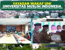 YW UMI Jalin Kerja Sama dengan Badan Wakaf Indonesia