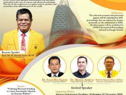 LP2M UNM Menggelar Konferensi Internasional