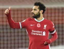 Kabar Buruk Liverpool, Mohamed Salah Positif Corona!