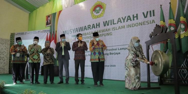 Muswil VII LDII Lampung