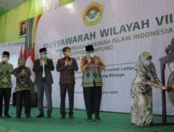 Buka Muswil VII, Wagub: Kader LDII Totalitas Membangun Lampung