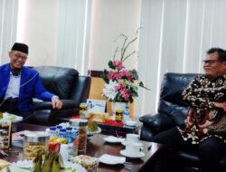 Rektor UNM Terima Kunjungan Silaturahmi Rektor Unismuh Makassar