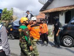 Status Gunung Merapi Siaga, Senkom dan BPBD Magelang Bergerak Evakuasi Warga