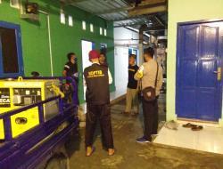 Cegah Gangguan Kamtibmas, Binmas Samata Bersama Koptib Lakukan Patroli