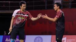 BWF World Tour Finals: Selangkah Gelar Juara, Hendra/Ahsan Maju ke Final