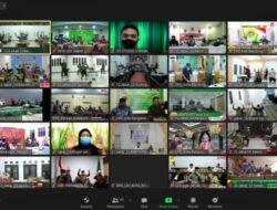 Rawan Bencana, LDII Jabar Gelar Webinar Sosialisasi Siap Siaga Bencana