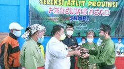 Ketua IPSI Resmi Buka 'Seleksi Atlet Persinas ASAD' Jambi