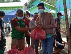 Hari Keempat Pasca Gempa, Wahdah Sulbar Kembali Distribusikan Bantuan