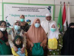 Pengabdian Masyarakat FKG UMI, Penyuluhan Kesehatan Gigi hingga Bagi Sembako