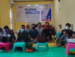 Cetak Wartawan Profesional, LDII Kota Sorong Gelar Pelatihan Jurnalistik TV