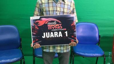 Mahasiswa Pendidikan Otomotif FT UNM Sabet Juara 1 Honda Sport DYNO Competition