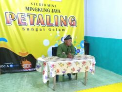 Tingkatkan Kapasitas Pengurus, Ketua Persinas ASAD Muaro Jambi Kunjungi Ranting Sungai Gelam