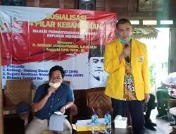 Politisi Golkar: Milenial Tak Kenal Pancasila, Selamat Tinggal Indonesia Emas 2045