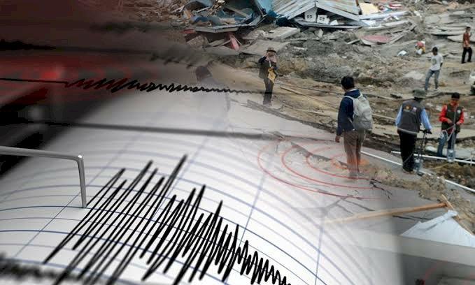 Kabar Terkini Gempa M 7,2 Jepang, Warga Diimbau Tetap Jauhi Pesisir - LINES