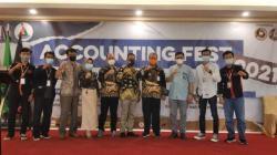 Himpunan Mahasiswa Akuntansi (HIMA AK) Fakultas Ekonomi Universitas Negeri Makassar menggelar Pembukaan Accounting Fest 2021