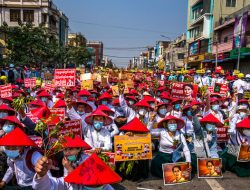 Dubes RI Minta WNI Segera Tinggalkan Myanmar