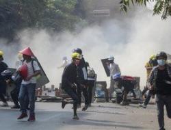 Myanmar Kian Mencekam, KBRI Yangon Tetapkan Siaga 2